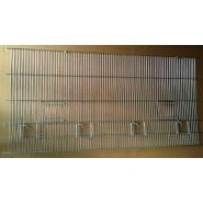 Façade pour cage 70x40cm