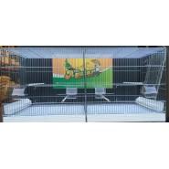 Cage élevage Cova 120/50