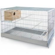 Cage élevage Avec Nid cova 71