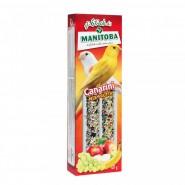 Manitoba-Bâton Enrobé pour canaris 2 sticks