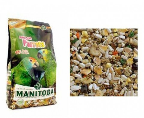 Amazon pour grôs perroquets 2kg