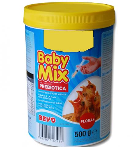 BABY MIX PATEE GAVAGE AVEC PREBIOTICA