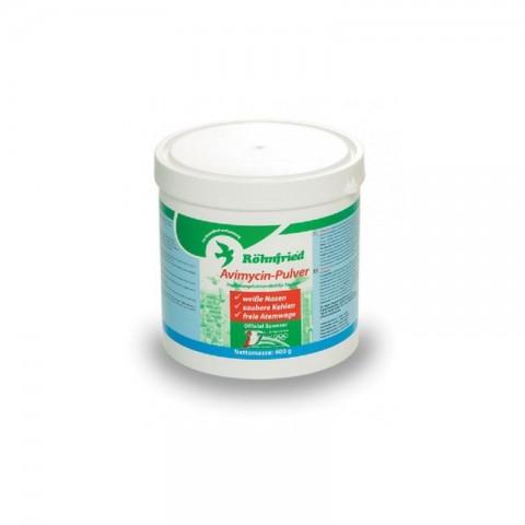 Avimycin poudre (voies respiratoires) 400gr - Röhnfried