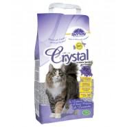 Litiere pour Chat de lavande de Cristal 5kg