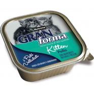 GranForma Chaton patée au poulet GRAINFREE 100g