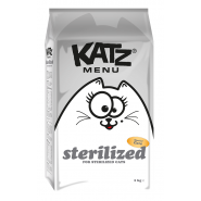 Katz Menu Sterilized Castrés 2kg