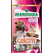 Aliment Complet pour Hamsters 1 kg