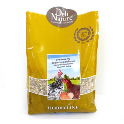 Grain mix ponte 4Kg - Deli-Nature
